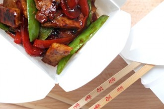 Swwet and sticky pork recipe - food in Hong Kong