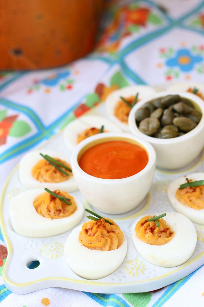 classic devilled egg recipe