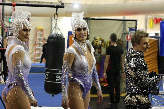 circus cast