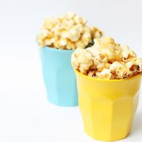 Nut Free Lolly Gobble Bliss Bombs - Salted Caramel Popcorn