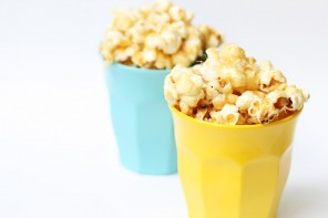 Nut-Free Lolly Gobble Bliss Bombs Popcorn Recipe
