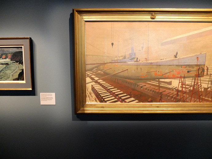 The WW1 Centenary Exhibition at Melbourne Museum