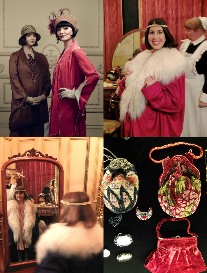 Miss Fisher's Murder Mysteries Costume Exhibition National Trust