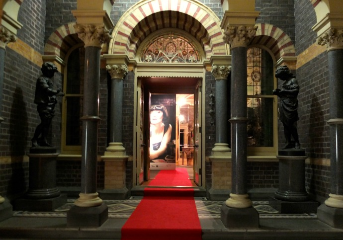 Entrance Rippon Lea House Melbourne Victoria