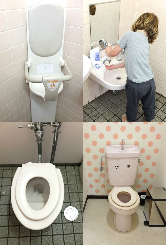 Family Friendly Toilets In Japan A Traveller S Guide To Japanese Toilets  My Poppet Living