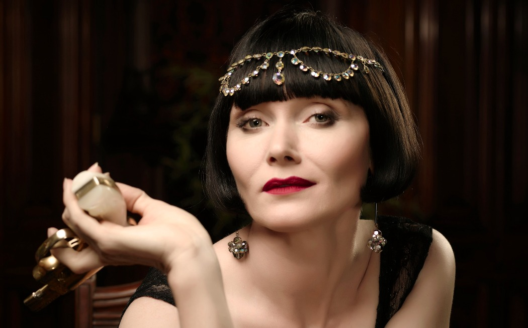 A visit to Miss Fisher's Murder Mysteries Costume Exhibition