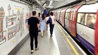 Tips for travelling on the London Tube My Poppet LIVING