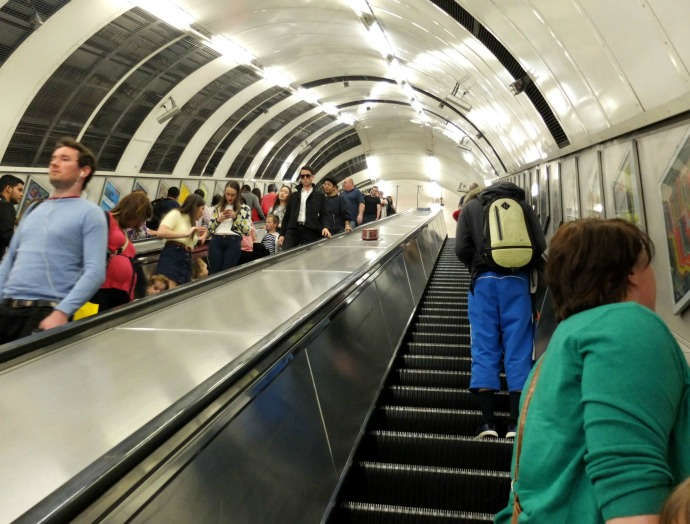 London Tube Travel tips