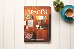 Take a Look Inside – Frankie Magazine's SPACES volume 3