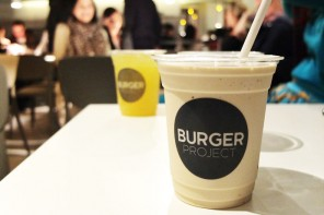 Burger Project by Neil Perry, Sydney CBD