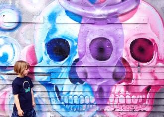 London Street art Photo Journal