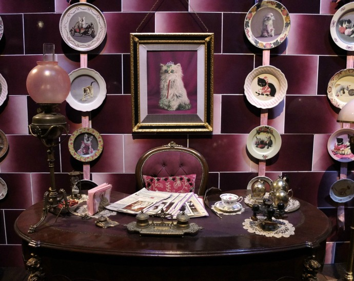 Umbridge's Ministry of Magic Office