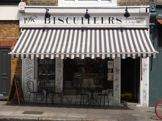 Biscuiteers Boutiques & Icing Café