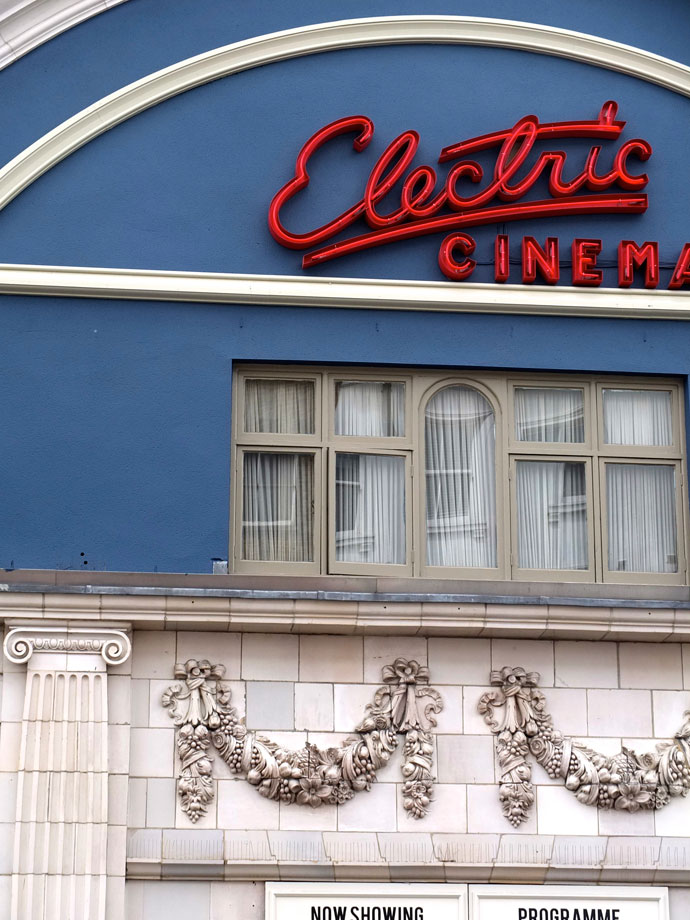 electric cinema notting hill
