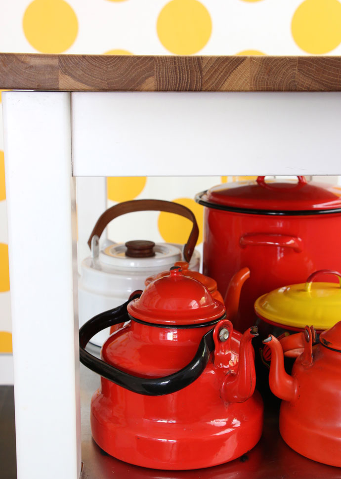 6 Affordable ways to Brighten Up Your Kitchen - Mypoppet.com.au