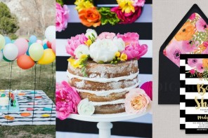 Cool & Colourful Baby Shower Ideas for Thoroughly Modern Mums-to-be ( + giveaway)