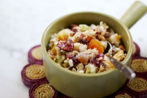 Cheat's Bircher Muesli