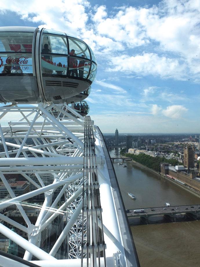 London Eye tips Mypoppet.com.au