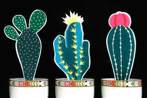 Indie Shopping Guide: The Perfect gifts for Cacti Lovers