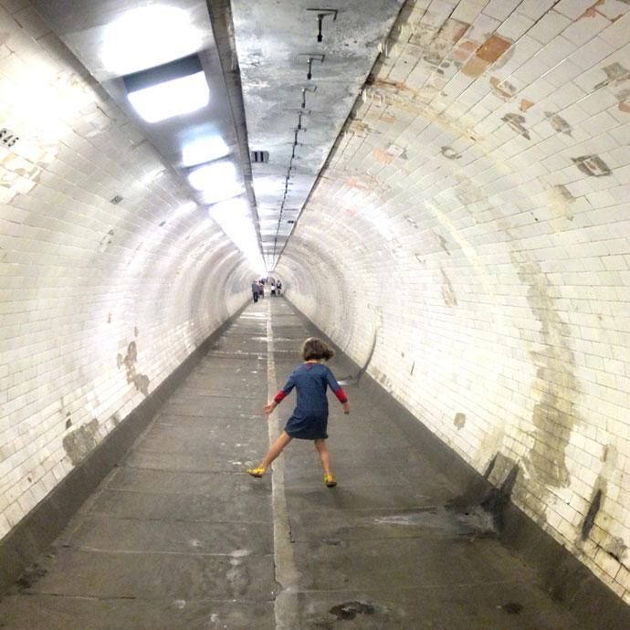 Greenwich foot tunnel mypoppet.com.au