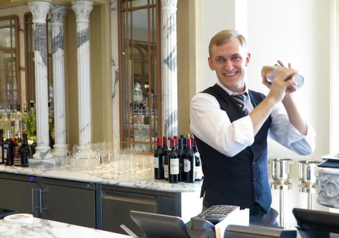 Bartender ST Regis Dubai