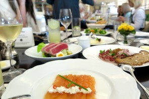 Friday Brunch in Style at the St Regis Dubai