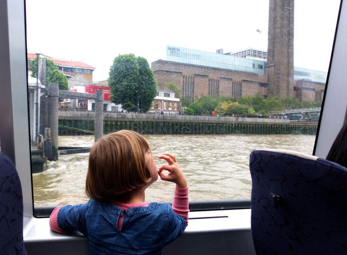 London River bus mypoppet.com.au
