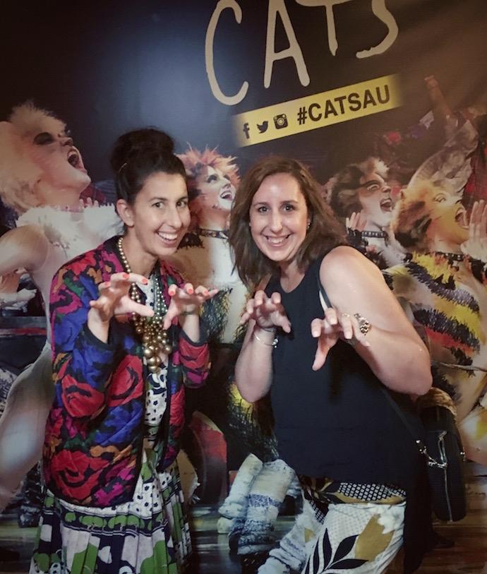 Cats Premiere Melbourne