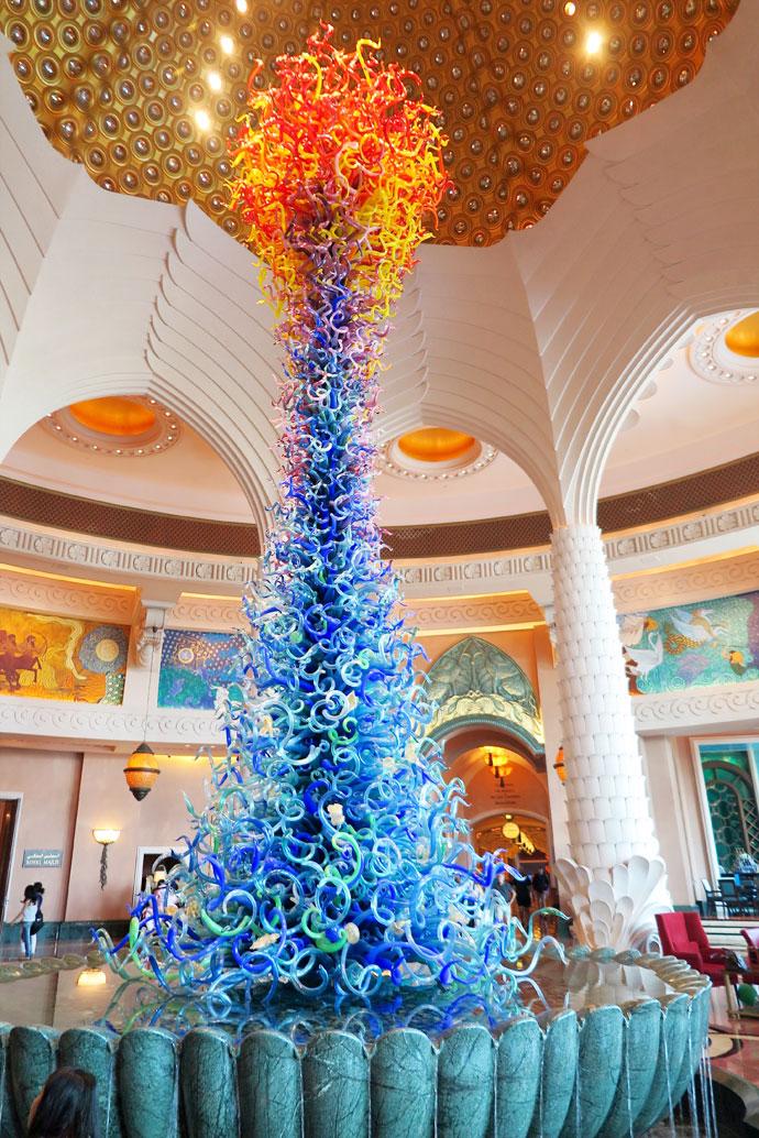 Lobby Atlantis Dubai