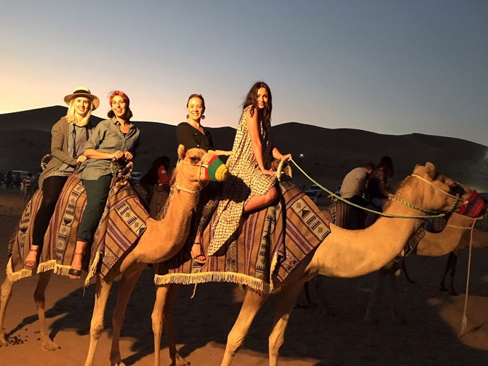 camel ride dubai arabian adventure