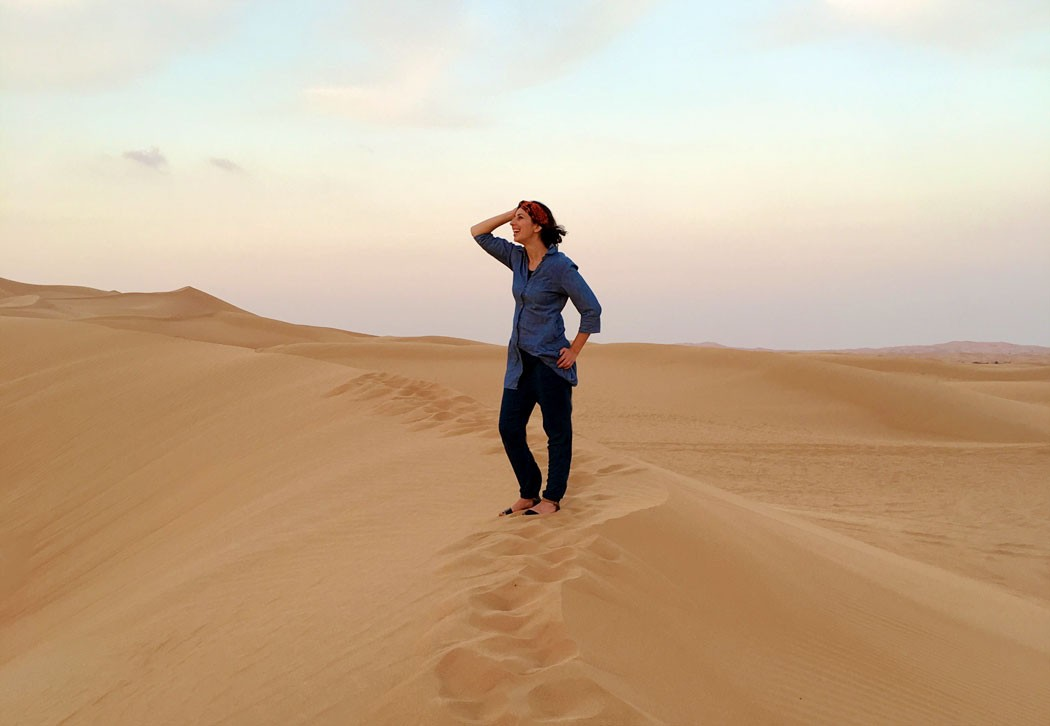 Arabian Adventure Dubai - Sand Dunes