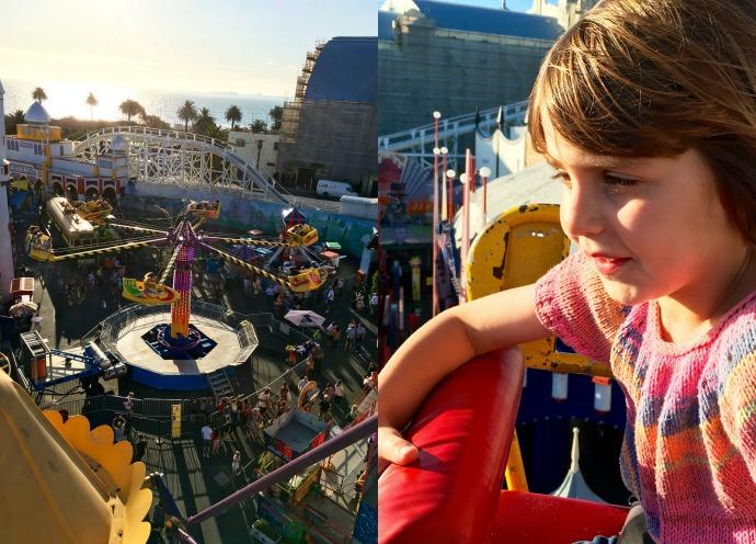 ferris wheel luna park melbourne my poppet