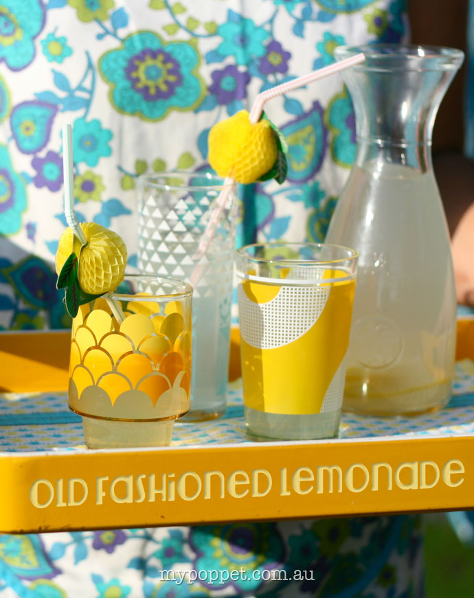 Old Fashioned lemonade recipe