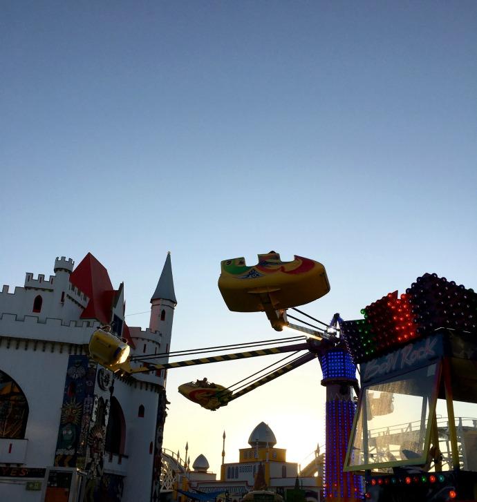 twilight luna park