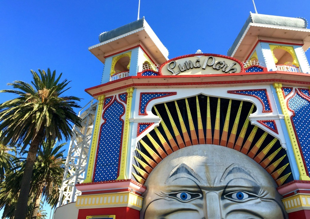 Luna Park Melbourne mypoppet.com.au
