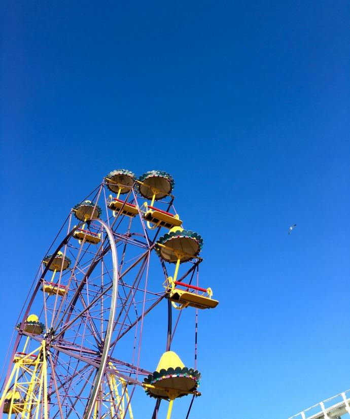 ferris wheel luna park my poppet