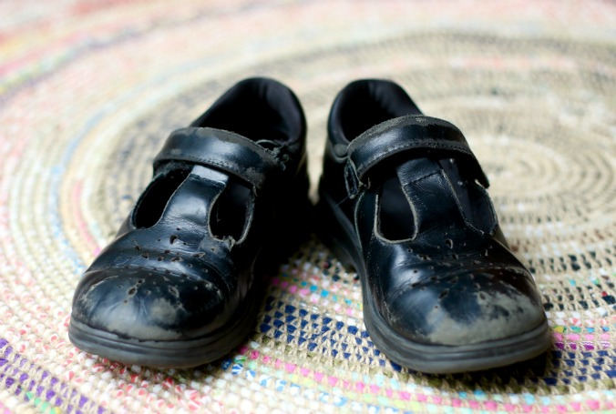 Clarks Old Fashioned Shoes