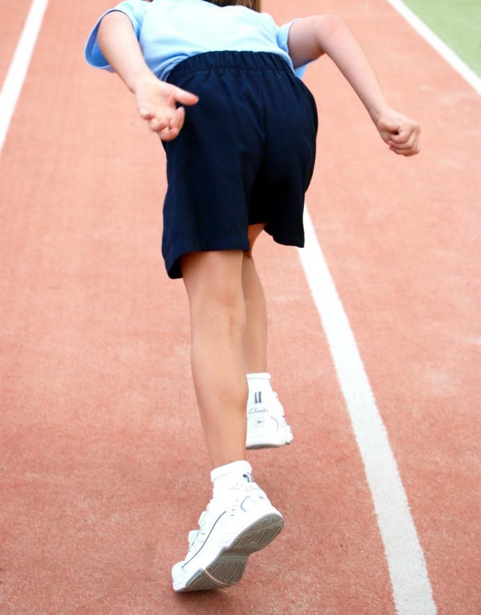 school sports running