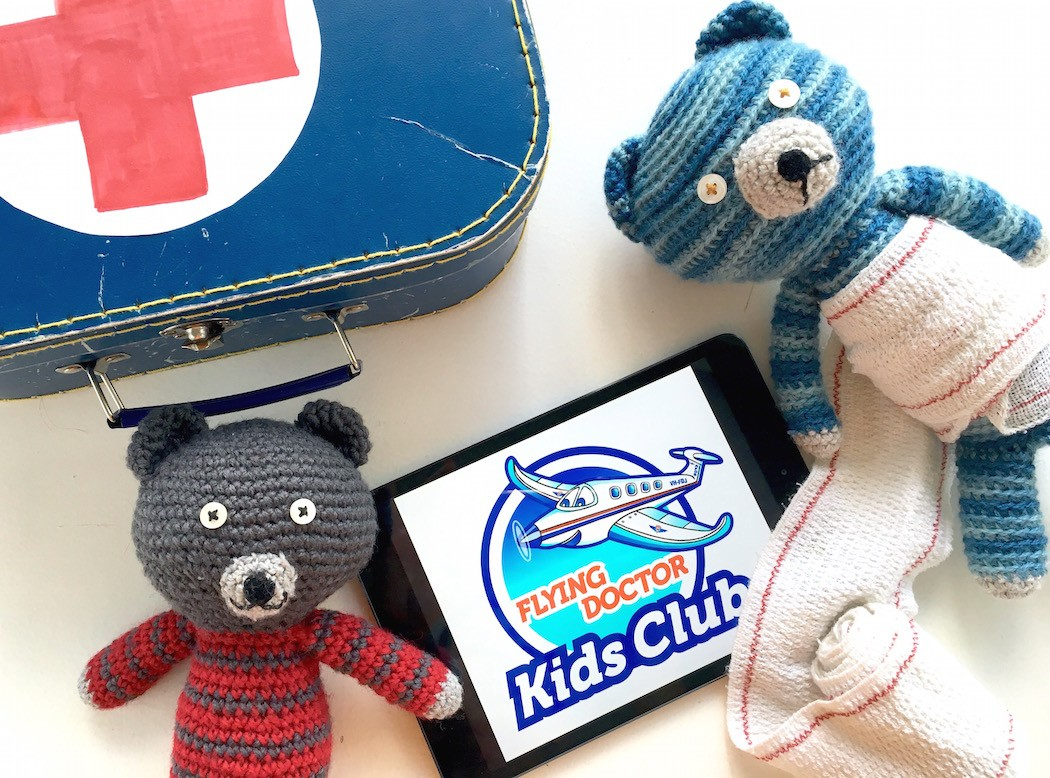 The flying doctor Kids club