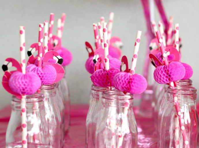 Pink Flamingo Birthday Party Ideas