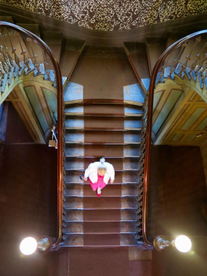 Labassa Mansion staircase