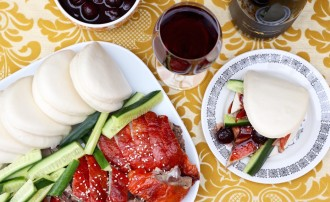 chinese roast duck featured