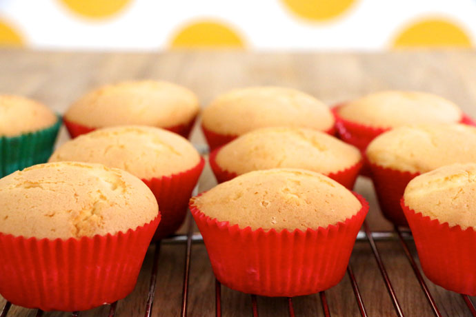 how to make basic cupcakes recipe