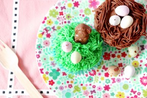 3 Cute Easter Cupcakes to Make