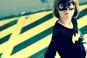 Why Girls need Female Super Heroes AND Super-Villains as role models