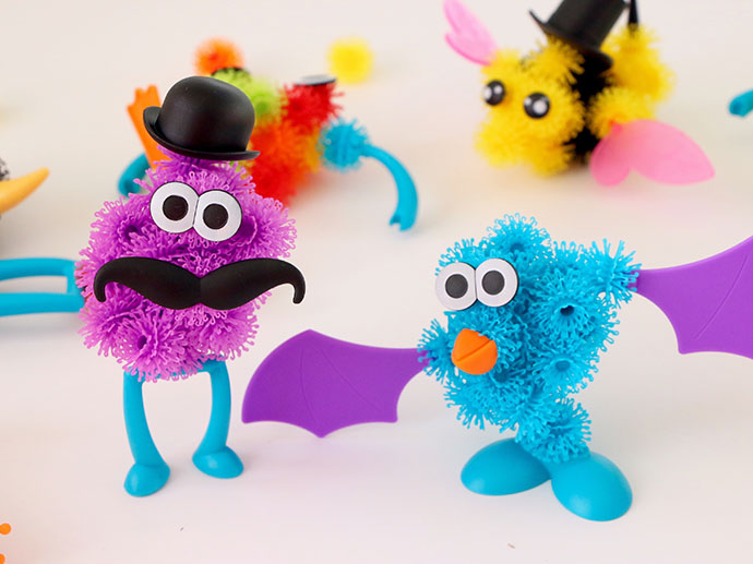 bunchems creations - monsters