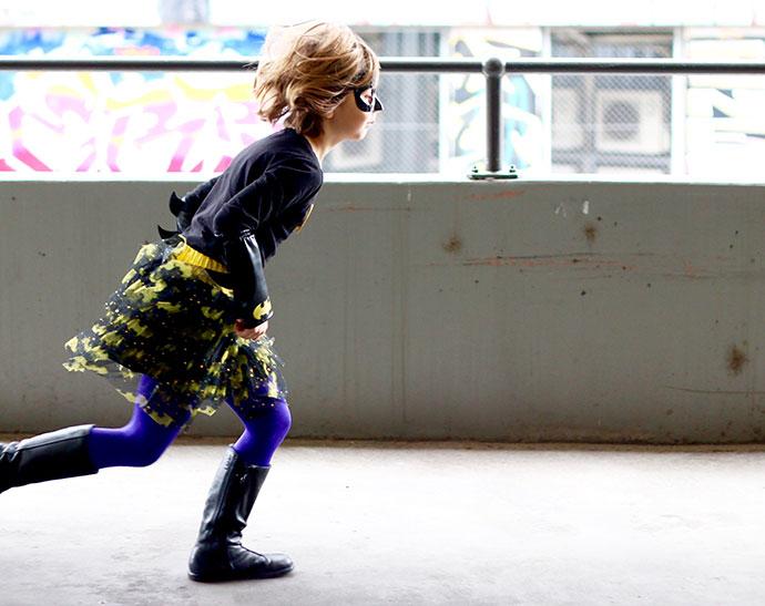 Bat Girl - Dc superhero girls