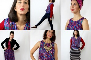 Wear My Wardrobe – An 80s 3 Pc Lives Again