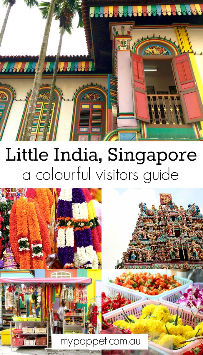 Travel guide to Little India Singapore
