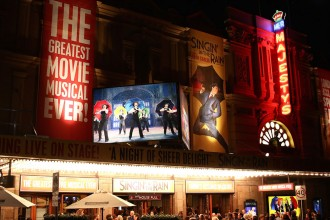 Singin' in the Rain Melbourne Premiere - review